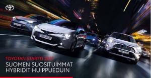 Ylpeänä starttaamme tähänkin vuoteen Suomen suosituimpana automerkkinä. Menestyksen kunniaksi tarjoamme suureen osaan mallistoam...