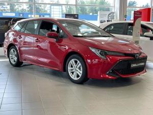 Kesäkampanja: Toyota Corolla Touring Sports 1,8 Hybrid Active Edition. Nyt vain meiltä jopa 4000€ eduilla sekä 5000€ bonusostoki...
