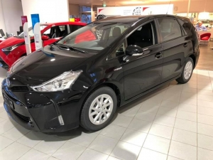 Tilava auto seitsemälle henkilölle pienillä käyttömaksuilla ja kulutuksella? Tähän osuu Toyota Prius+ Hybrid! Esimerkiksi tämä hyvin varusteltu business- versio nahkaverhoiluineen päivineen alle 40 000€!! Tervetuloa tutustumaan!